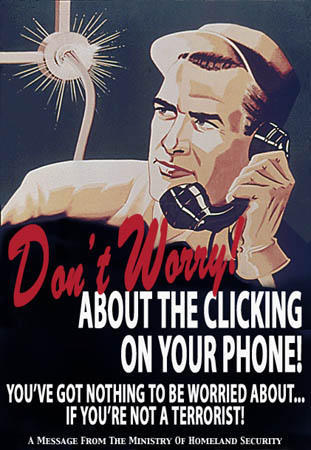 Phone tap