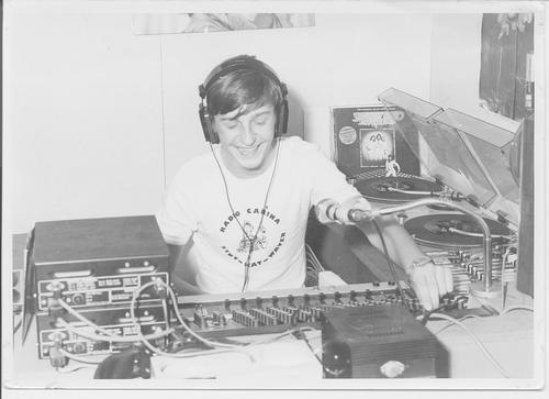 Jurgen Verstrepen Radio 1981